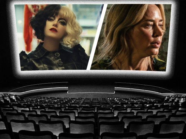 A Quiet Place II Cruella Box Office