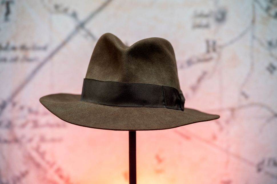 Harrison Ford's Iconic 'Indiana Jones' Hat is Going Up for Auction in June
