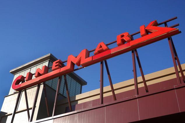 Disney Sony Paramount WB Cinemark Box Office