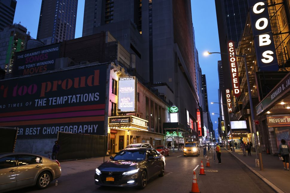 Some Broadway Performers are Expressing Resistance to Being Vaccinated