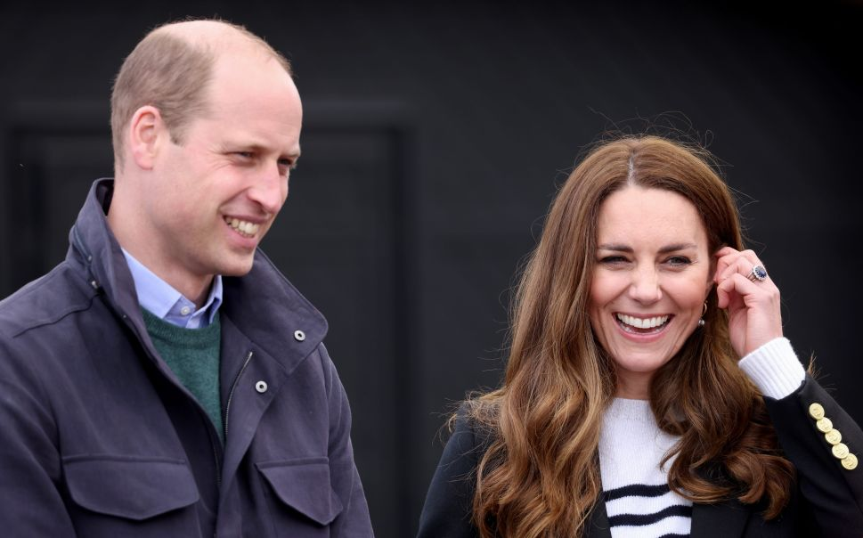 Prince William and Kate Are Back in the College Town Where They First Met