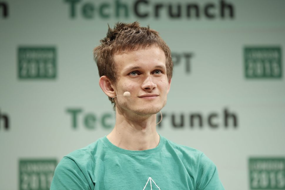 Ethereum's 27-year-old creator has become the youngest crypto billionaire in the world.