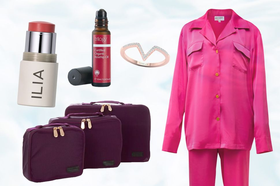 Jet Set: The Rose-Hued Travel Edit You Need Right Now