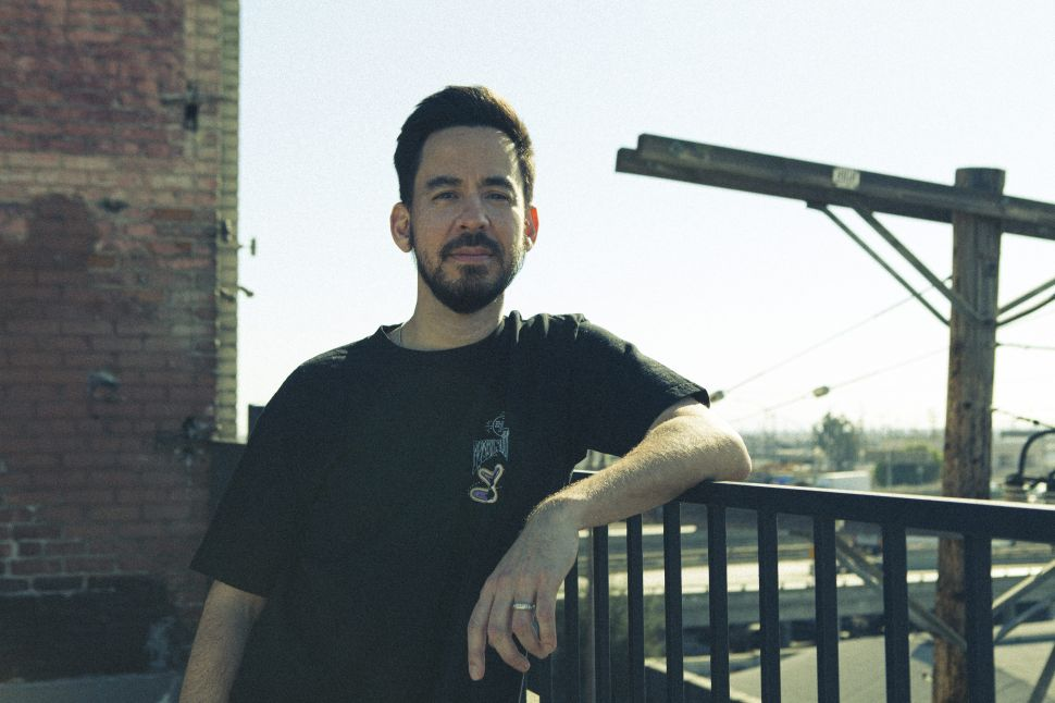 Mike Shinoda Wants NFTs to Help Bring Value Back to Music
