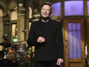 SNL Ratings Elon Musk