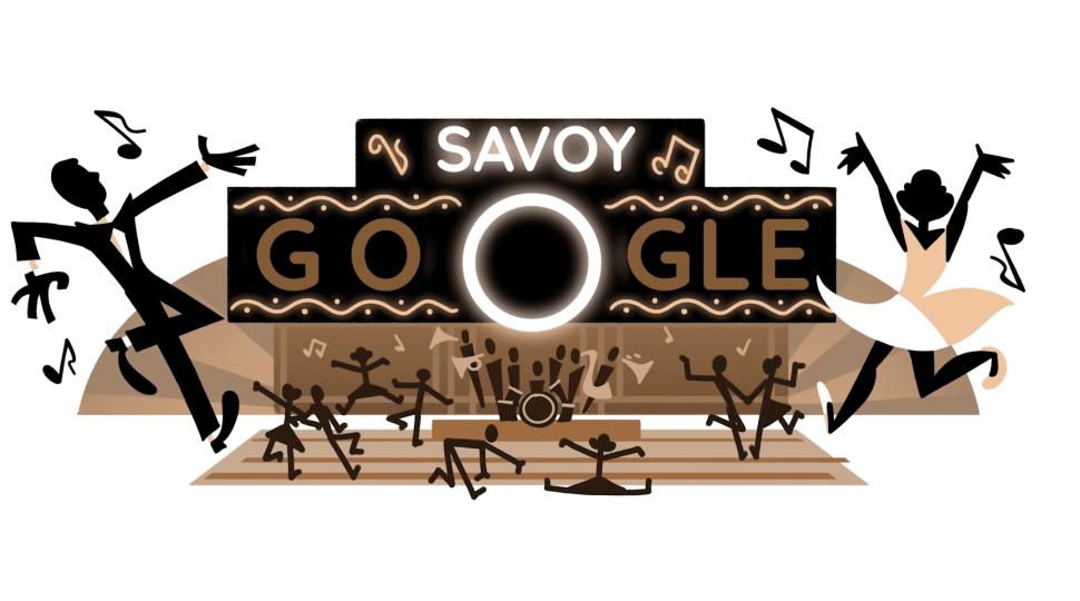 Harlem's Savoy Ballroom Gets a Nod From Google Doodle