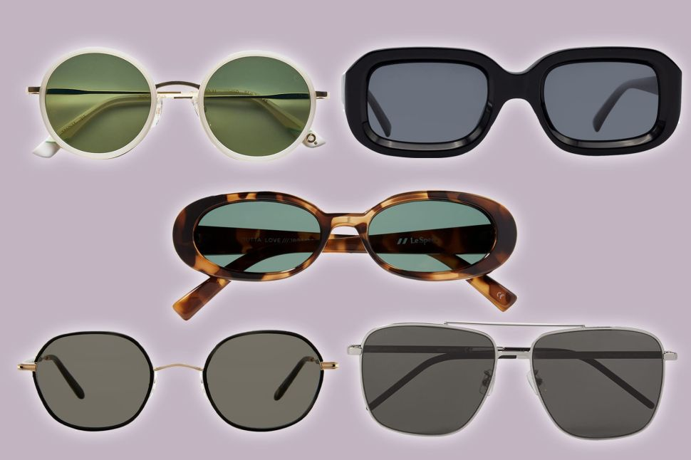 The Most Fashionable Sunglasses to Elevate All Your Summer Looks