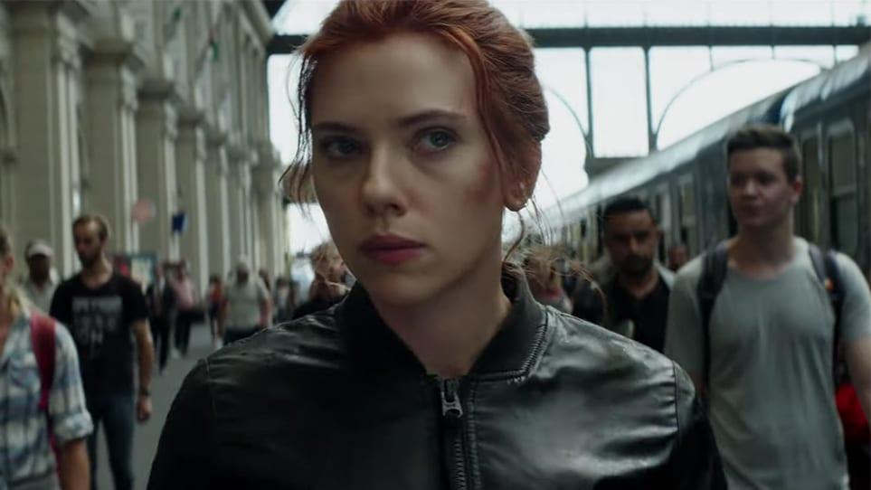 Scarlett Johansson Sues Disney After the 'Black Widow' Hybrid Release