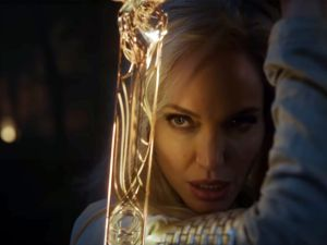 angelina jolie eternals Marvel phase 4 trailer