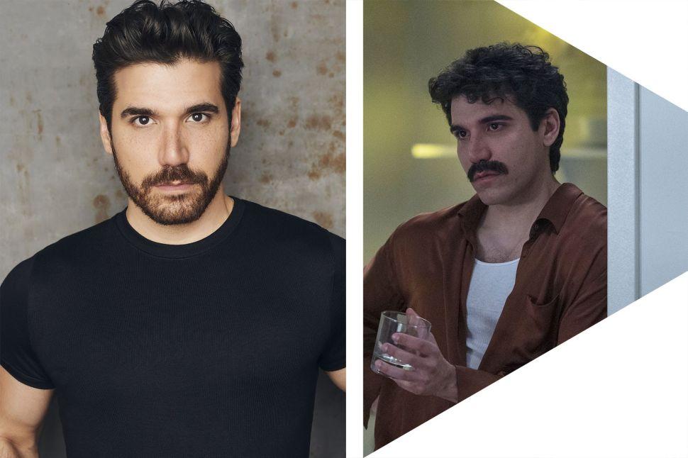 'Halston' Star Gian Franco Rodriguez Unpacks the Complex Victor Hugo