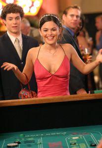Rachel Bilson as Summer in The O.C.