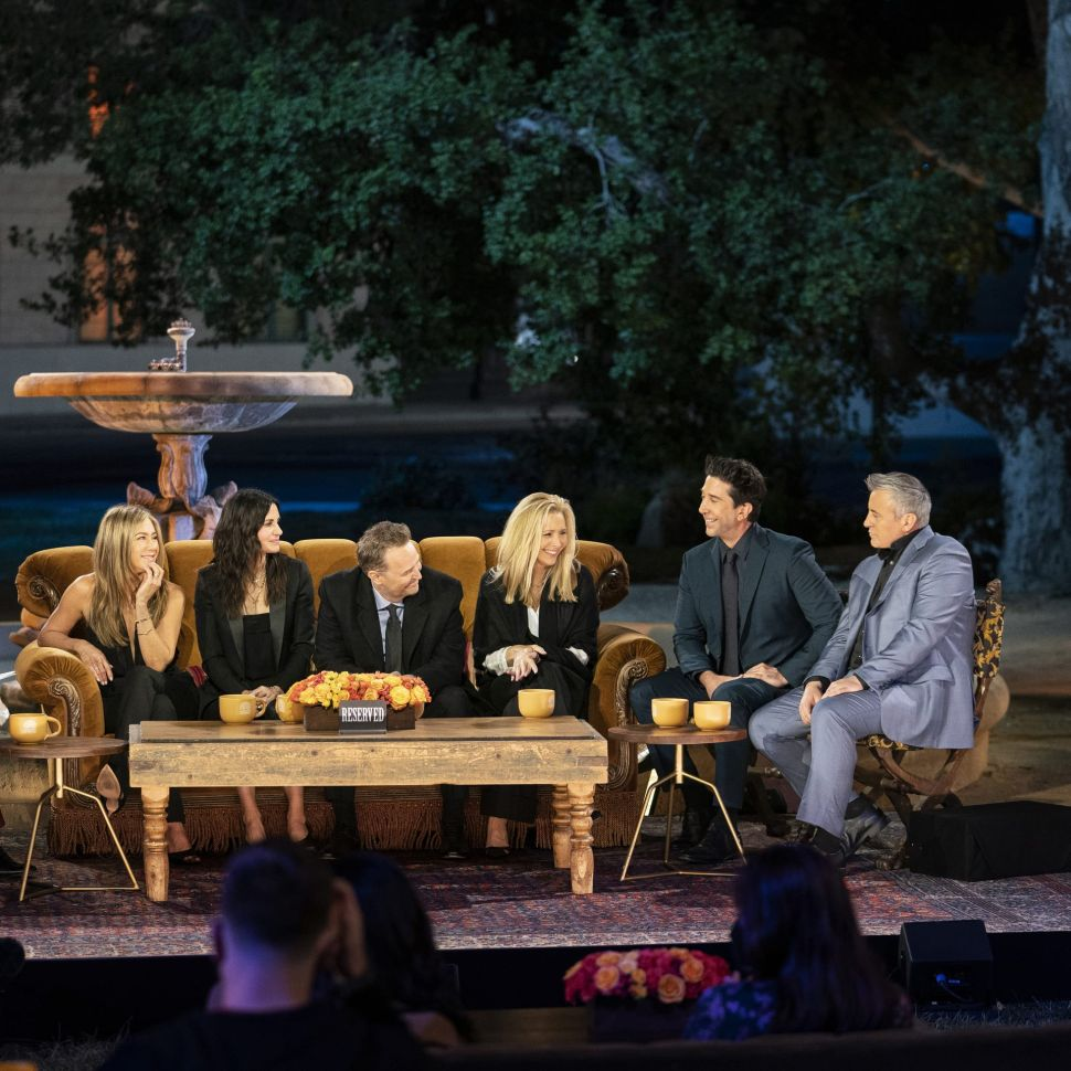 No, You Can't Watch the 'Friends Reunion' Directly on Hulu
