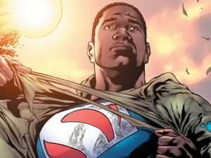 Black Superman Warner Bros. Movie J.J. Abrams Ta-Nehisi Coates