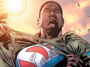 Black Superman Warner Bros. Movie J.J. Abrams Ta-Nehisi Coates
