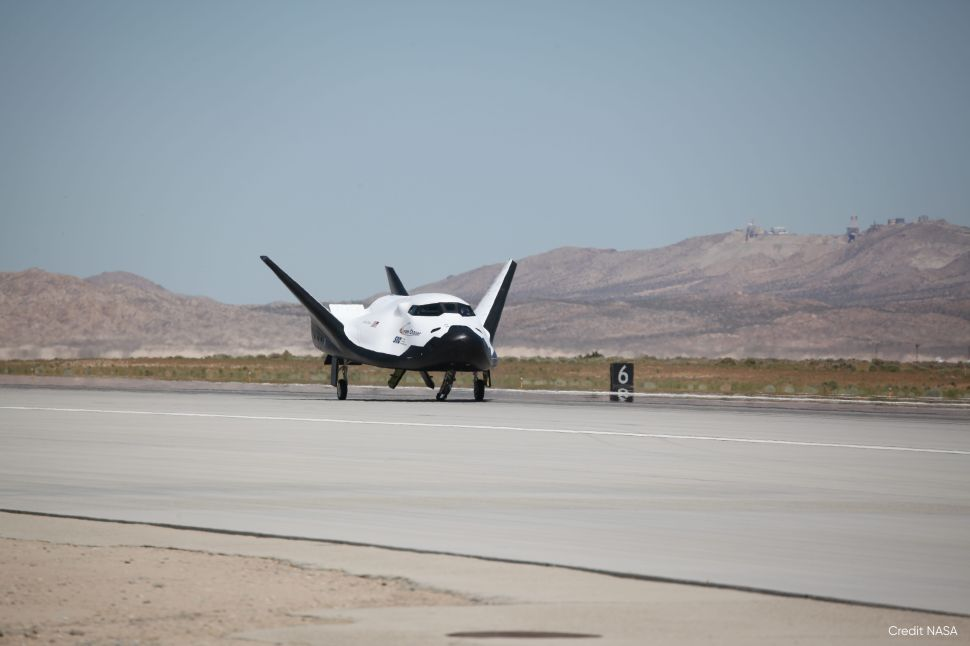 NASA's Defunct Space Runway Will Be Used By a New Spaceplane in 2022