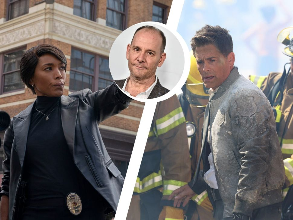 '9-1-1' and 'Lone Star' EP Tim Minear Explains Both Emotional Finales