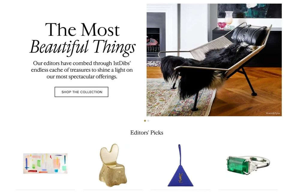 1stdibs CEO Discusses Pandemic-Fueled Boom in Luxury e-Commerce