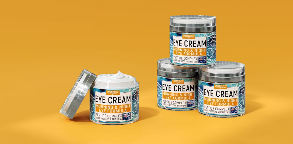 The Best Under Eye Cream for Dark Circles—Reviews Prove it's Extremely Effective