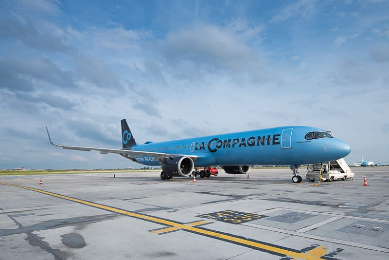 The Company launches two new international business class flight lines