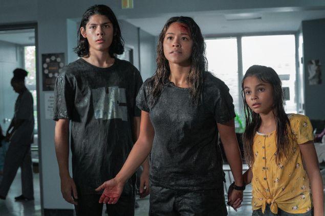 Netflix Awake Cast Gina Rodriguez