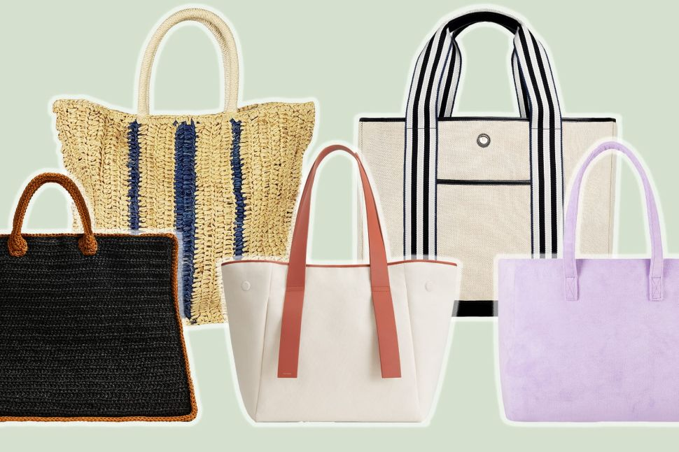 The Best Beach Bags to Tote Around All Your Summer Essentials