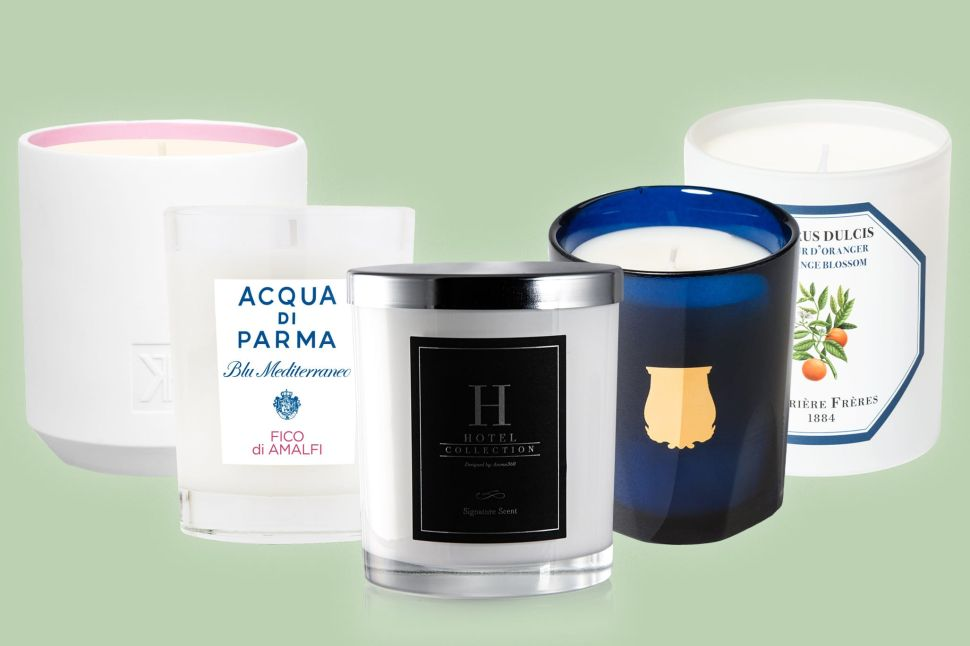 The Best Scented Candles You Need at Home This Summer