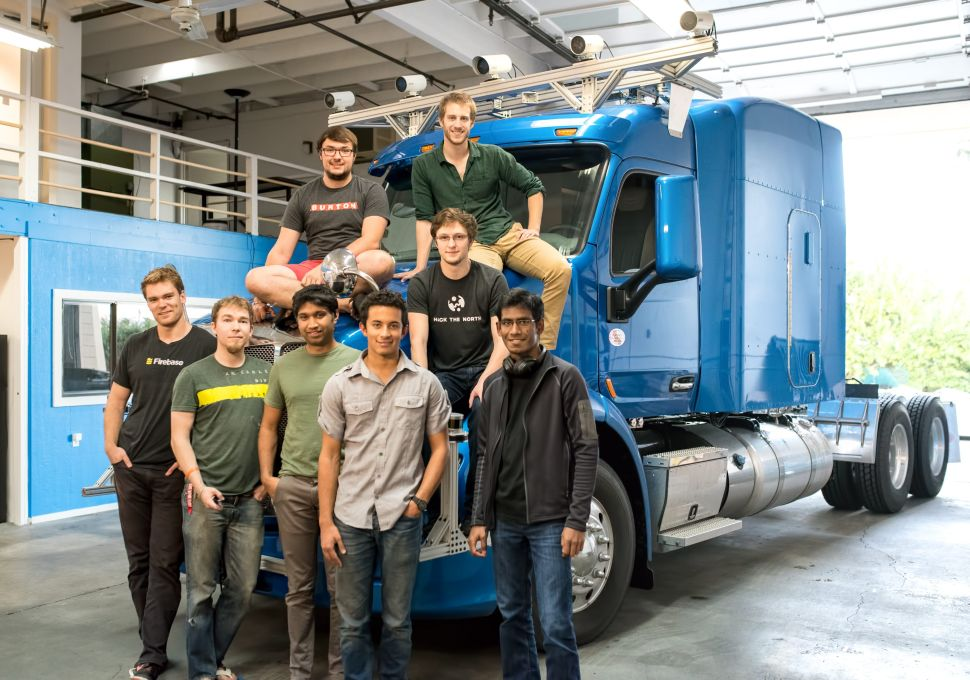 Self-Driving, Electric Trucking Startups Are Creating 20-Something Billionaires