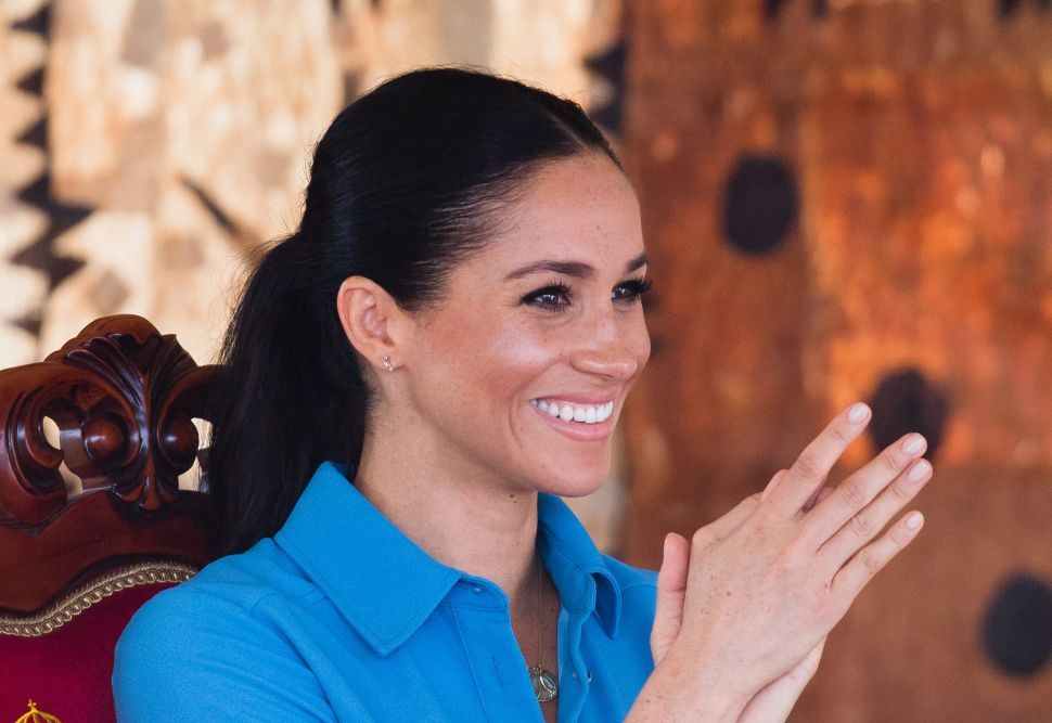 Meghan Markle is now a bestselling children's book author