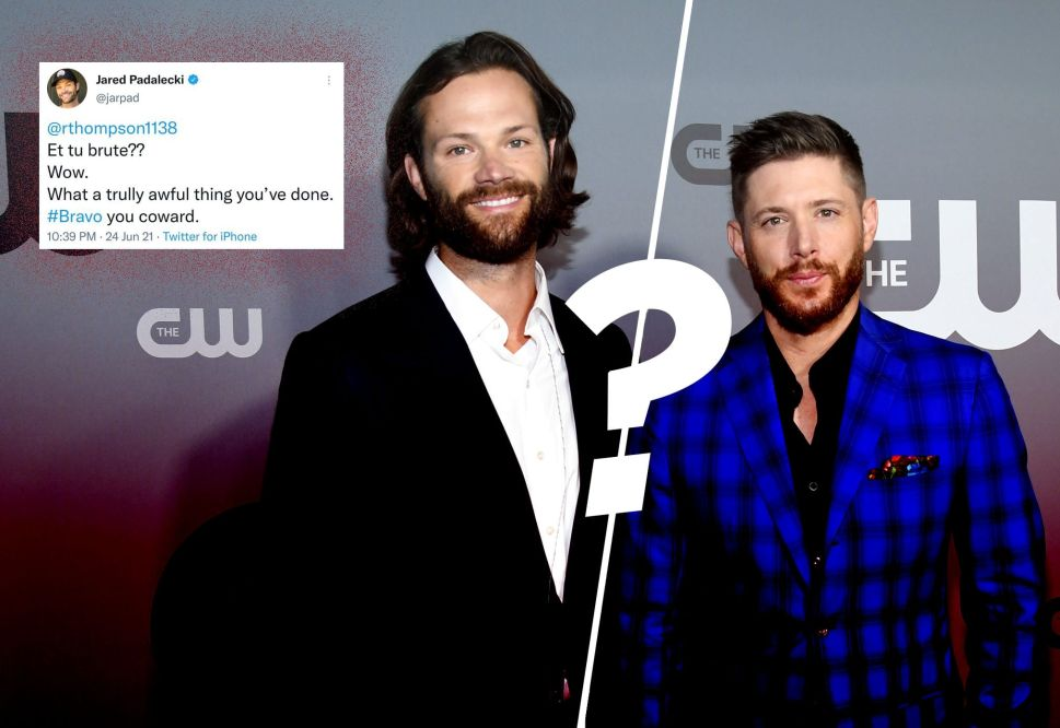 The 'Supernatural' Bros Are in a Fight Over the New Spinoff