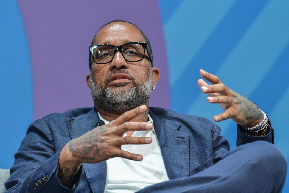 "'Black-ish' Creator Kenya Barris Says ""Netflix Became CBS"""