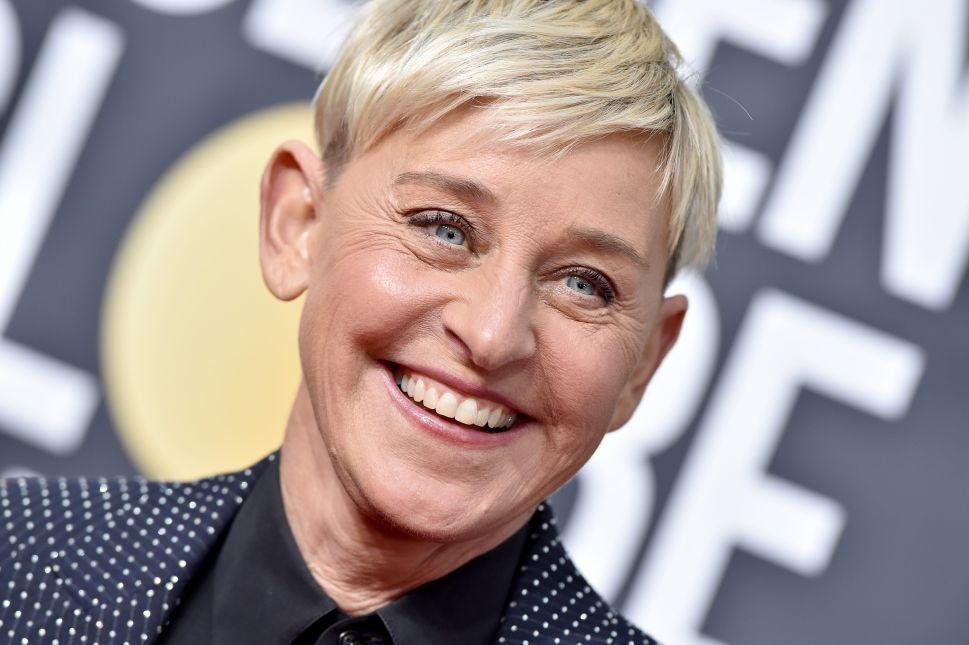 Ellen DeGeneres Bought Yet Another Montecito Mansion for $2.9 Million