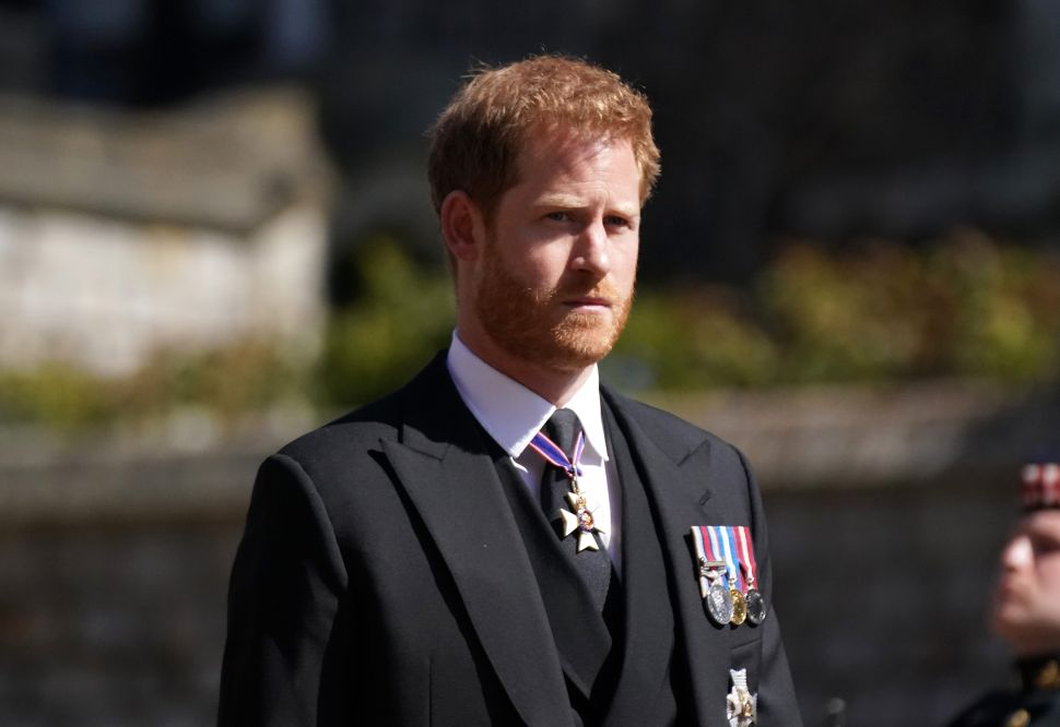 Prince Harry Is Heading Back to London This Week