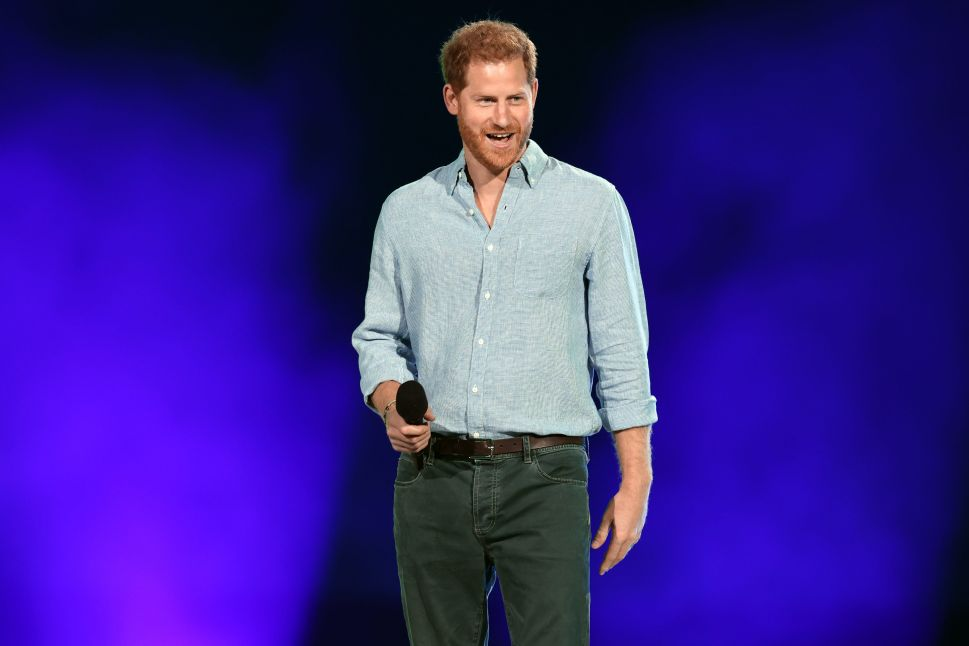 Prince Harry Flew to the U.K. Early for a Very Special Charity Event
