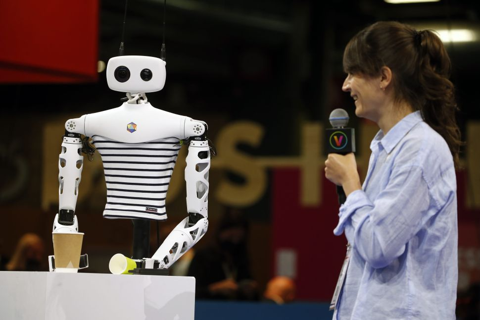 A New Line of Robots Can Assist Doctors in Overwhelmed Hospitals