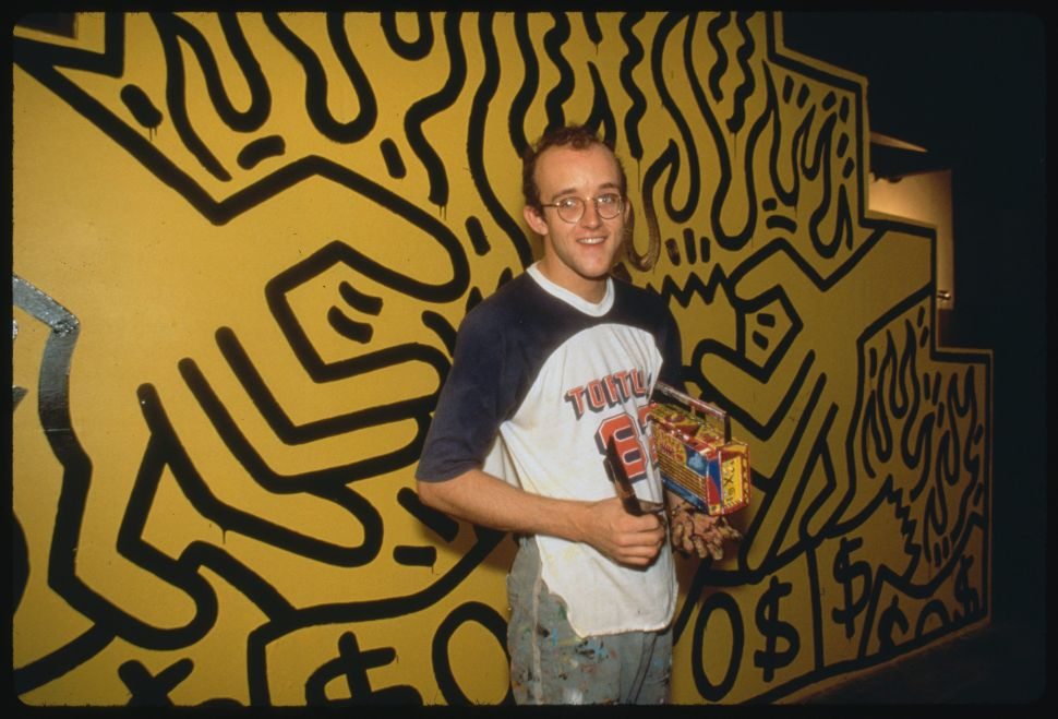 A Keith Haring Mural's Fate Has Yet to Be Decided in Barcelona
