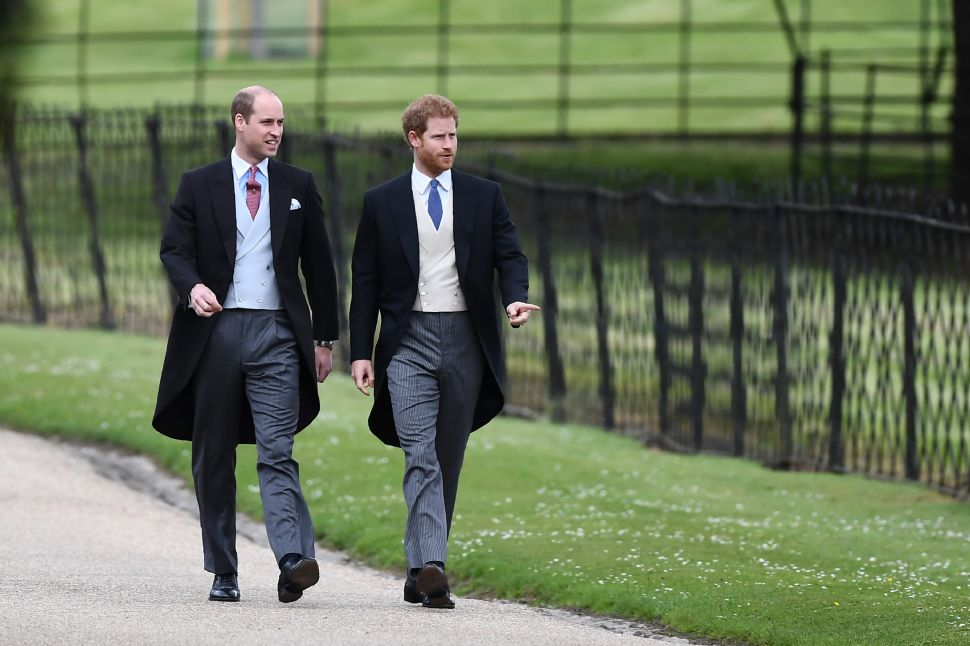 William and Harry Are Planning a Private Meeting after the Diana Statue Ceremony