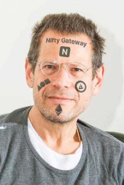Kenny Schachter, NFT-Whisperer, on Embracing the Digital Deluge