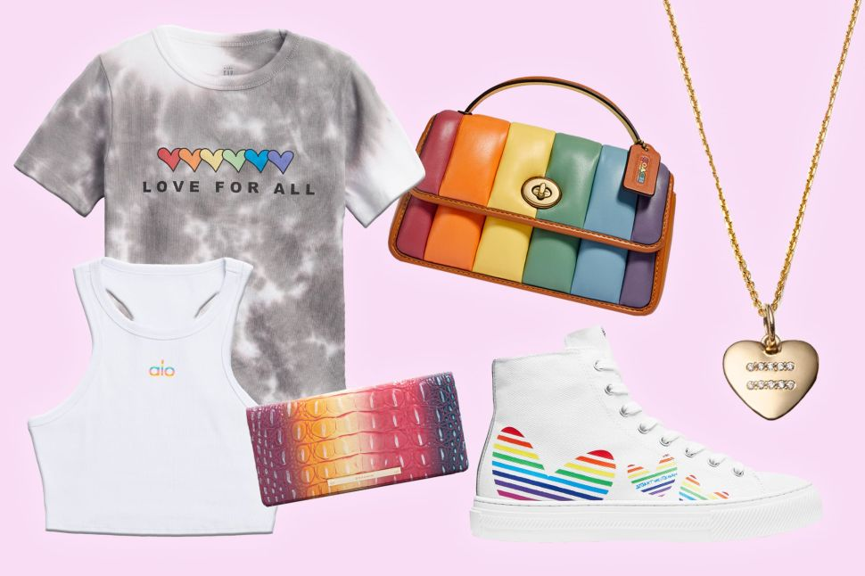 The Fashion and Style Brands Giving Back for Pride Month