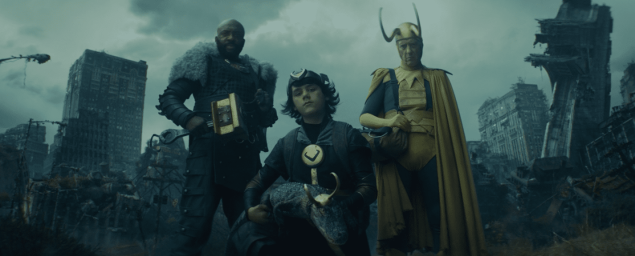 Loki Episode 4 after credits scene