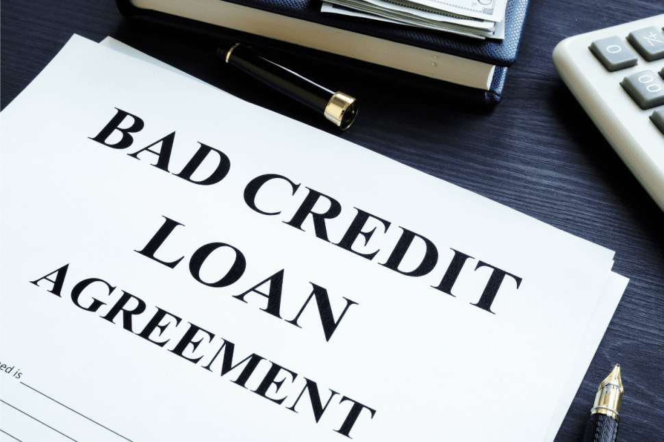 5 Best Bad Credit Loans with Guaranteed Approval in 2021