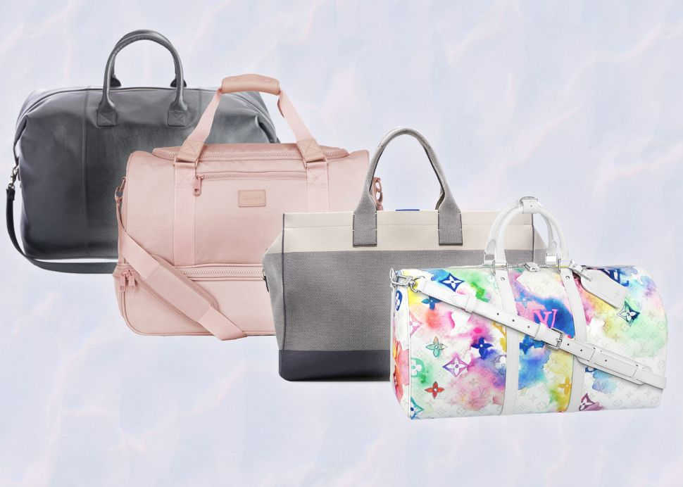 The Best Weekender Bags to Travel in Style