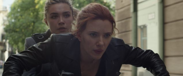 Marvel Black Widow Phase IV Projects