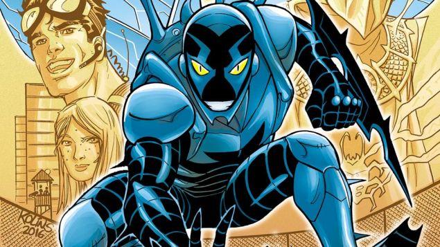Blue Beetle Movie WB DC