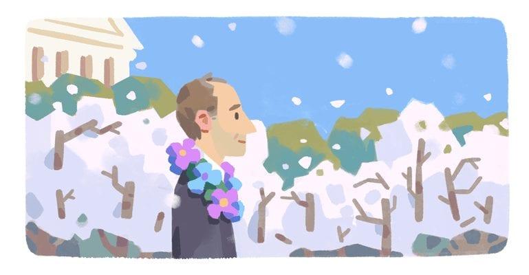 Today's Google Doodle Honors Frank Kameny LGBTQ Trailblazer and Astronomer