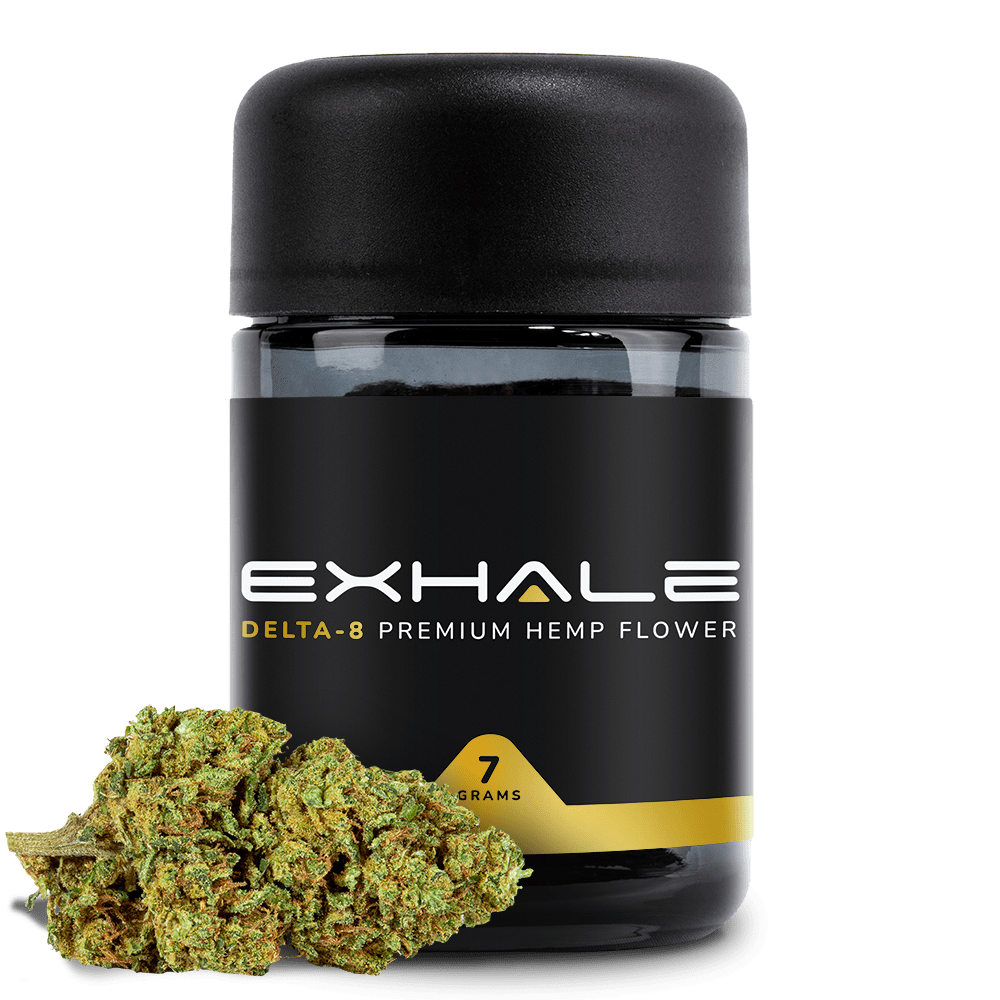 Exhale Delta-8 Flower
