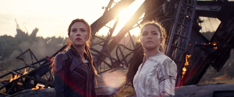 'Black Widow' and the Marvel Cinematic Universe's Great Uncertain Transition