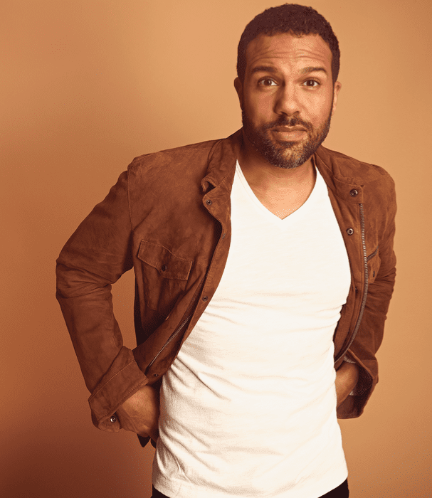'Handmaid's Tale' and 'Black Widow' Star O-T Fagbenle Is All About 'New and Exciting'