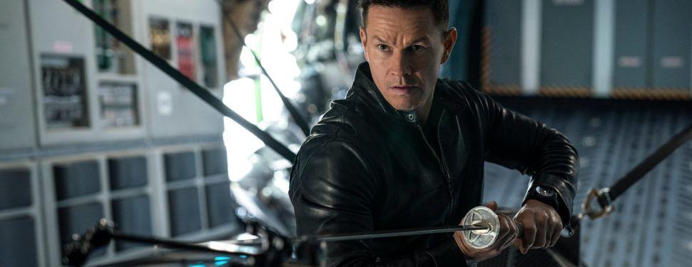 Mark Wahlberg stars in Infinite
