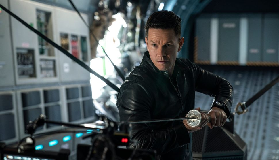 Mark Wahlberg's 'Infinite' Tosses Garnish on Reheated 'Matrix' Leftovers