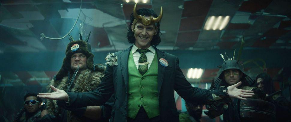 'Loki' Just Wants to Have Fun